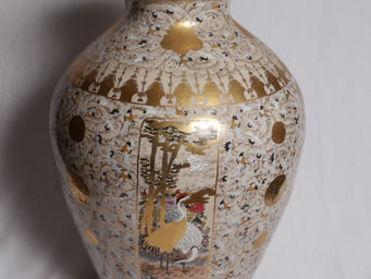Thierry GERBER - jm105 - Vase Grand Format