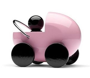 Playsam - childhood pink - Jouet En Bois
