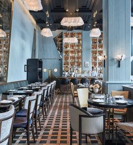 KELLY WEARSTLER -  - Agencement D'architecte Bars Restaurants