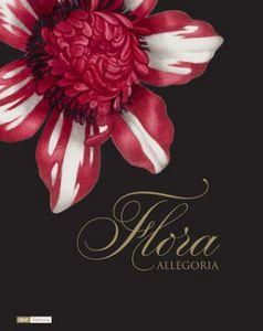 BNF EDITIONS - flora allegora - Livre De Jardin