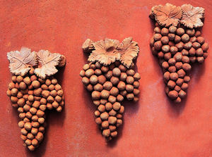 Fruit décoratif