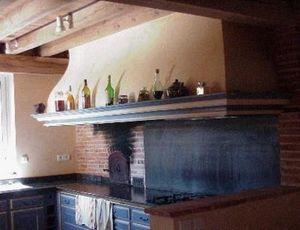 Atelier Pierre Mangin Hotte de cheminée