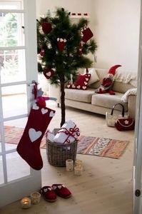 Media Cible Promotion Chaussette de Noël