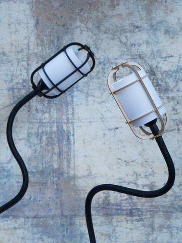 Lampe de bureau-ASSEMBLAGE M-CURIOSITÉ FLEX
