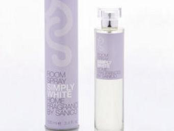 SANICO - simply white - Parfum D'int�rieur