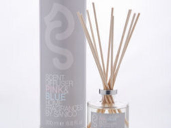 SANICO - pink&blue - Diffuseur De Parfum Par Capillarit�