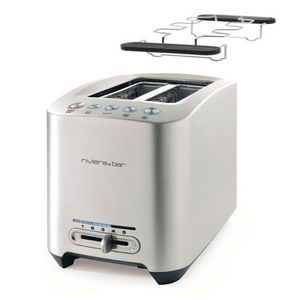 RIVIERA & BAR - grille-pain 2 tranches  - Toaster