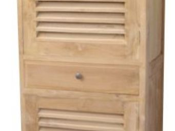 COMPTOIR D'OUTREMER - ar60 - Armoire À Portes Battantes