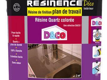 RESINENCE - d�co quartz - R�sine �poxy