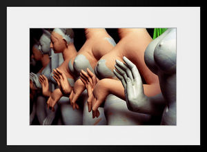 PHOTOBAY - clay idols n°2 - Photographie