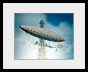 PHOTOBAY - santos dumont airship - Photographie