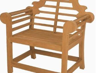 COMPTOIR D'OUTREMER - fauteuil en teck - Fauteuil De Jardin