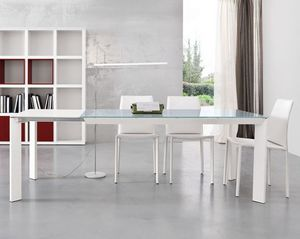 ENRICO ZANOLLA -  - Table De Repas Rectangulaire