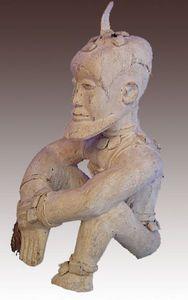 GALERIE KANAGA -  - Statue
