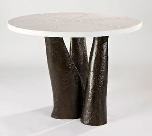 FRANCK EVENNOU - recif  - Table D'appoint