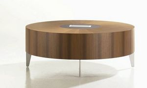 COALESSE - circa - Table Basse Ronde