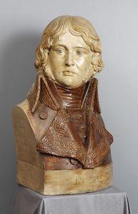 Galerie J�r�me Pla - buste du g�n�ral hoche - Buste