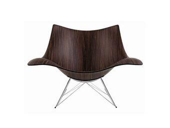 Fredericia - stingray makassar - Rocking Chair