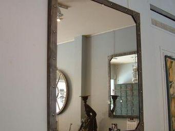 GHISLAIN ANTIQUES -  - Miroir