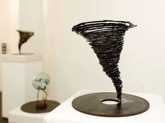 DEZIN-IN - ouragan 05 - Sculpture