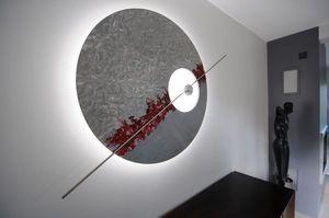 Clementine De La Tour - constellation - Tableau Lumineux