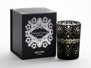 Welton design - nuit gitane - Bougie Parfumée