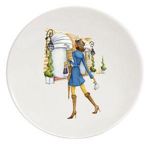 Haviland - le paris de madame - Assiette À Dessert