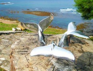 Baleak - baleak - Sculpture Animalière