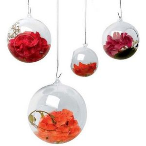 Tung Design - vase soliflore en verre � suspendre 10 - Vase � Fleurs