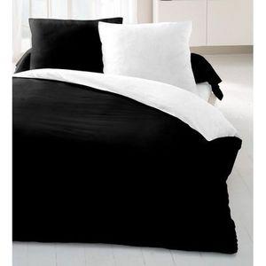 FASHION HOME - noir/blanc - Parure De Lit