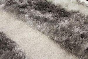 NAZAR - tapis diva 160x230 silver - Tapis Contemporain