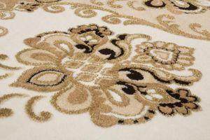 NAZAR - tapis empera 160x230 beige - Tapis Contemporain