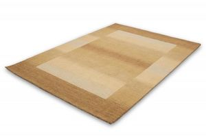NAZAR - tapis gabbeh 160x230 beige - Tapis Contemporain