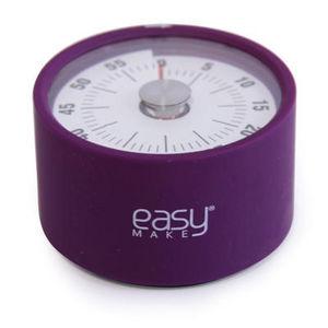 EASY MAKE - easy make - minuteur rond aimanté - Minuteur