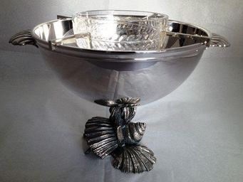 NOEL COLLET Orf�vre - coquille - Coupe � Caviar