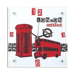 FAYE - horloge london city - Horloge Murale