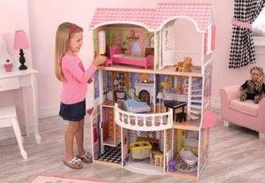 LILI POUCE - maison de poupées magnolia - Maison De Poupée
