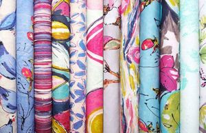 LALIE DESIGN -  - Tissu D'ameublement