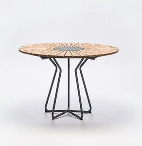 Houe - circle - Table De Jardin Ronde