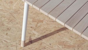 PIKNIK - straw - Pied De Table