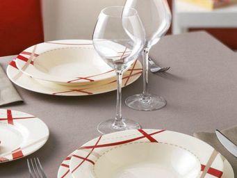 Luminarc - zenix couture - Assiette Creuse