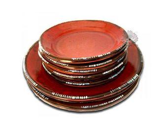 Amadera -  - Assiette Plate