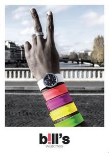 BILL'S WATCHES -  - Montre