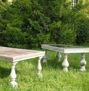 Cote Pierre -  - Table De Repas Rectangulaire