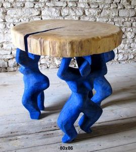 ERIC WEBER KNOCKONWOOD -  - Table D'appoint