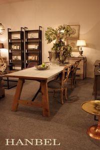 Hanbel -  - Table De Repas Rectangulaire