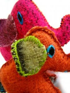 TWOOLIES BY ELEVEN DESIGN -  - Doudou