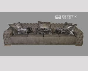 Estetik Decor - young living kapiton - Canapé Chesterfield