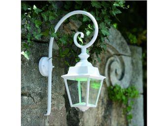 Roger Pradier - lanterne avec potence chenonceau n°3 - Applique D'extérieur