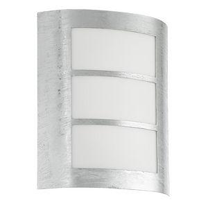 Eglo - city - applique d'extérieur acier galvanisé | lum - Applique